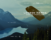 Lawren Harris: Where the Universe Sings
