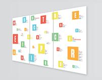 Montréal Conférence Typographique Brand Identity
