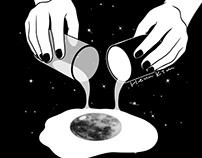 Moony Side Up