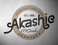 Free Font - Akashic