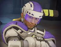 Hockey Lucio - OVERWATCH