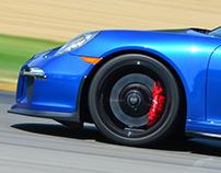 Porsche GT3 June 2016 Mid-Ohio PCA Track Day