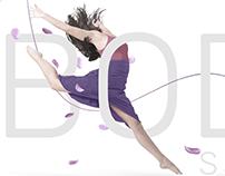 bodysophy: dance project website