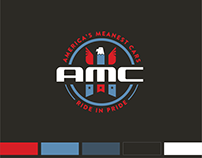 America's Meanest Cars Brand Identity
