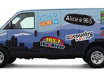 Reno Media Group Van Wrap 2016