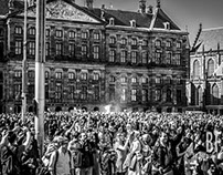 Pillow Fight Day, Amsterdam