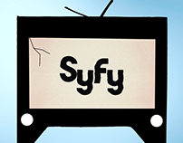 SYFY ID - Stop Motion