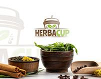 HERBA CUP LOGO DESIGN