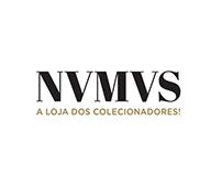 NVMVS // Identidade Visual e Flyer