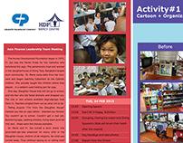Leaflet CSR colgate