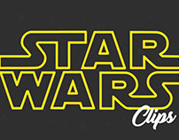 Star wars clip - Motion Graphic Project