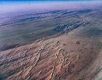 Over the Sahara
