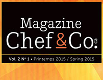 Magazine Chef & Co. vol.2 no.1