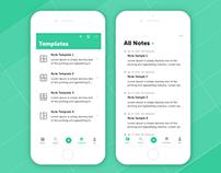 Smart Note-Taking App