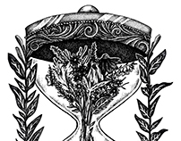Herbal Hourglass