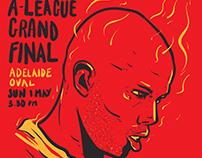 A-League Footie Posters