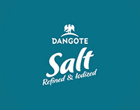 Dangote Salt Easter Ads