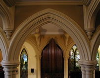Pointed Arch in Gothic Architecture