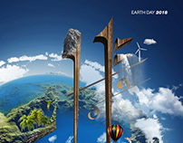 Kalamkaar Earth Day '18