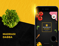 Madrasi Dabba , Food delivery application