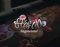 "Illustration ""Stefan Sagmeister"""