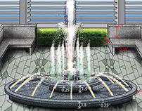 Fountain Pelangi Bangi