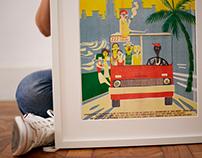 Havana one way - film poster