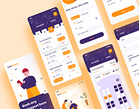 Transport booking app