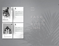 Fashion Postcard