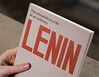 The extraordinary life of an ordinary Lenin → Photobook