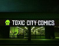 TOXIC CITY COMICS