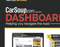 CarSoup.com Dashboard Eblasts B:C
