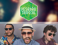 Pesadão Tropical | Logo + Social Media