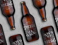 Spitzen - Beer packaging and brand