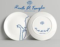 Ricette Di Famiglia // Richard Ginori Plate