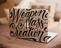Lettering on Objects Vol.1