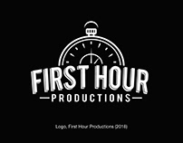 First House Productions Logo Redesign