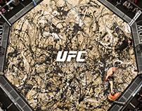 UFC Art Collages