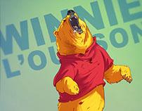 Badass Cartoons : childhood heroes part 1