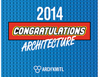 Arch'KMITL. congratulations 2014