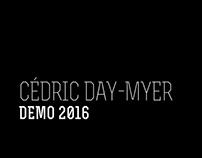 Demo Reel 2016