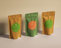 Sepiring - Branding & Packaging
