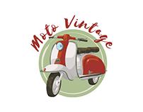Logo Moto Vintage