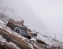 LEFT BEHIND – Svalbard