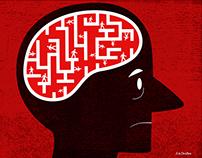 My mind, a maze