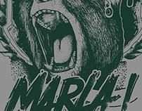 Merch - Marla Hardcore