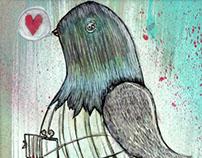 La jaula del pájaro