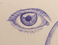 A Study of an Eye
