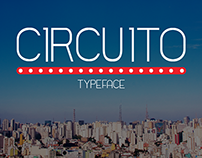 TCC | Typeface - Circuito Regular