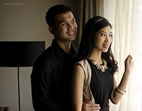 Prewedding Izzi & Sheena